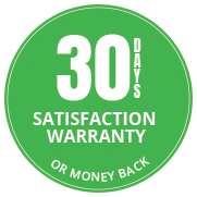 satisfaction warranty 30 years