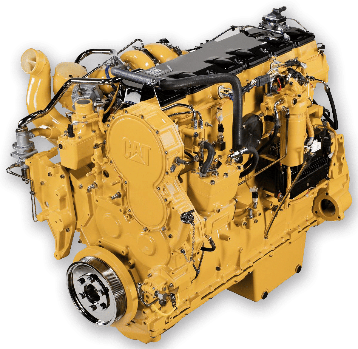 DPF Delete effects on Caterpillar Diesel Engines - Diesel Spec