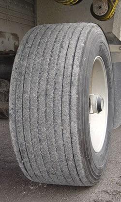 Widebase Wheel